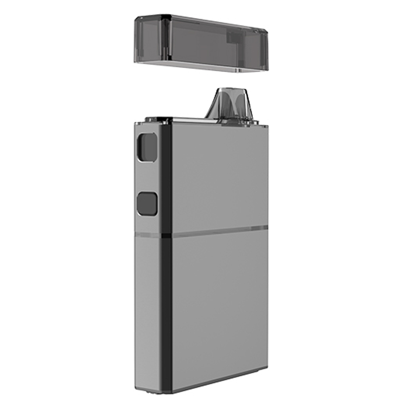 Hugsvape FMCC Electronic Cigarette freeze Starter Kit with 2500mAh Battery & 5ml Pod Cartridge All-in-one Kit Easy To Carry Va