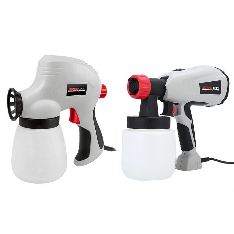 200ml High Voltage Electric Spray Gun Handheld Sprayer Painter Cake Chocolate Spray Detachable Adjustable Latex Painting Tools