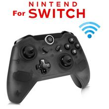 Wireless Bluetooth Pro Remote Controller Gamepad For Nintend Switch Pro Console For NS For PC Controle Joystick for switch pro bluetooth wireless controller for ns splatoon2 remote gamepad for nintend switch console joystick