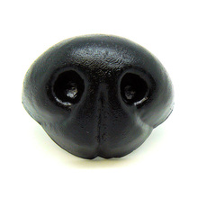 100Pcs DIY Plastic Black Noses For Teddy Bear Soft Stuffed Toys Animal Doll Toys(China)