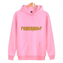 Powerwolf sweats à capuche homme/femme hoddies hip hop streetwear harajuku pull homme J2193(China)