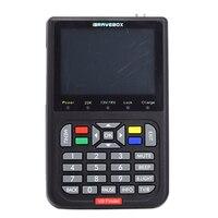 Ibravebox V8 Finder Hd Dvb S2 Digitale Satelliet Finder High Definition Sat Finder Dvb S2 Satelliet Meter Satfinder 1080 P (uk Pl-in AC/DC-adapter van Consumentenelektronica op