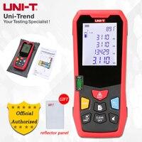 UNI T LM40/LM50/LM60/LM80/LM100/LM120/LM150 Laser Distance Meters; 40/50/60/80/100/120/150m Electronic distance measuring ruler