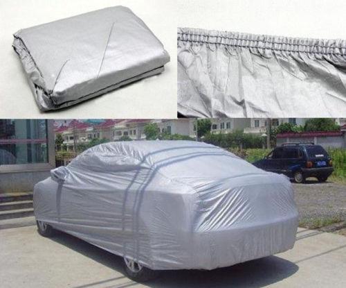 Водонепроницаемые чехлы для автомобиля, уличная Защита от солнца, чехол для автомобиля, отражатель, защита от пыли, дождя, снега, suv