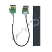 Tarot Micro HDMI to HD Shielded Cable Mini Gimbal Line for Multicopter FPV Drone UAV PTZ Stabilizer TL10A03 YLBZ B
