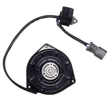 NEW-Automotive Cooling Fan Motor Motor 38616-Pwa-J01 For Honda Fit 05-08 Gd1 / Gd3 Fit Saloon 03-06 Gd6 / Gd8 For Honda Civi