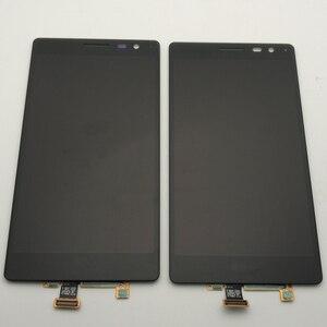 Image 2 - Azqqlbw para lg zero h650 h650k h650e display lcd tela de toque digitador assembléia para lg zero h650 h650k h650e display + ferramentas