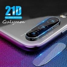 2PC Camera Protector For Huawei P30 P20 Pro Lite Nova 4e 3i 4 Lens Tempered Glass Y9 P Smart 2019 21D Back Lnes Protective Film