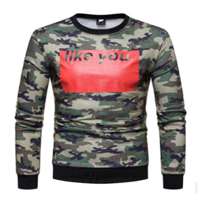 Stetig 2019 Frühling Herbst Neue Sweatshirt Männer Wie Sie Brief Drucken Hoodie Sweatshirts Laufsport Tops Hip Hop Straße Trägt Jacken