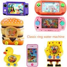 Винтажная машина для игры в воду, детская память, забавная способность, развить вызов, кольцо, игрушки для детей