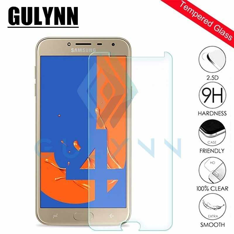 Protection Glas On For Samsung Galaxy J3 J5 J7 A3 A5 2017 2018 Screen Protector Tempered Glass For A6 J6 J4 Plus Protective Film
