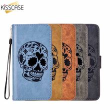 KISSCASE Wallet Phone Case For Huawei P10 P9 P8 Lite Nova 2 Plus Y3 Y5 Y6 2017 Leather Card Slot Funda Flip Cases Holder Cover