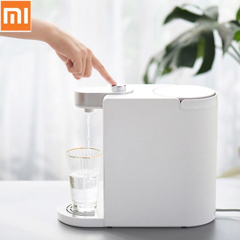 1800 мл оригинальный Xiaomi SCISHARE Smart мгновенный нагрев воды диспенсер быстрый s 3 S вода для diffirent Cup-тип бытовой техники