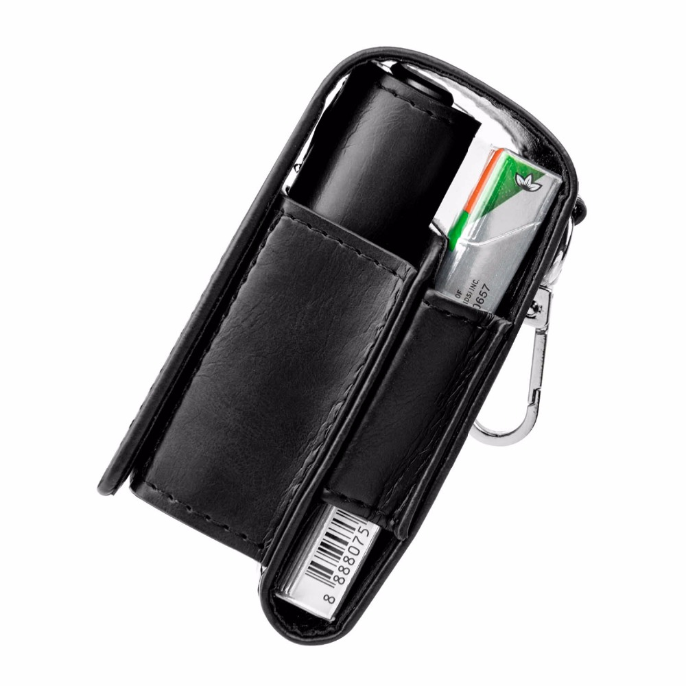 Fashion For Glo Case Protective Holder Cover Wallet Case Electronic Cigarette Glo Leather Cover