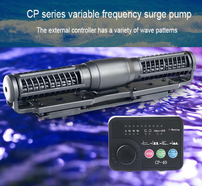 2019 New Arrival CP-25 CP-40 CP-55 Cross Flow Circulation Water Pump Marine Aquarium Fish Tank Wave Maker CP25 CP40 CP55