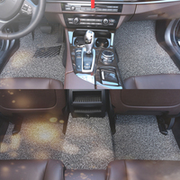 Decoration Accessories Decorative Automobile Parts Styling Modified Automovil Car Carpet Floor Mats FOR Volkswagen Sharan