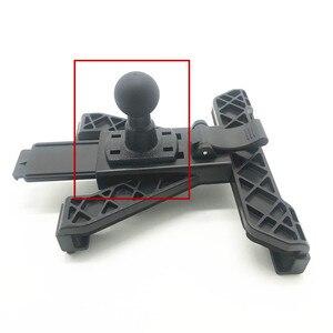 Image 3 - Suporte ajustável do berço da tablet do oem, com bola de 1 polegada para ipad air mini 1 2 3 4 e 7 comprimidos de 12 polegadas compatíveis para montagem ram