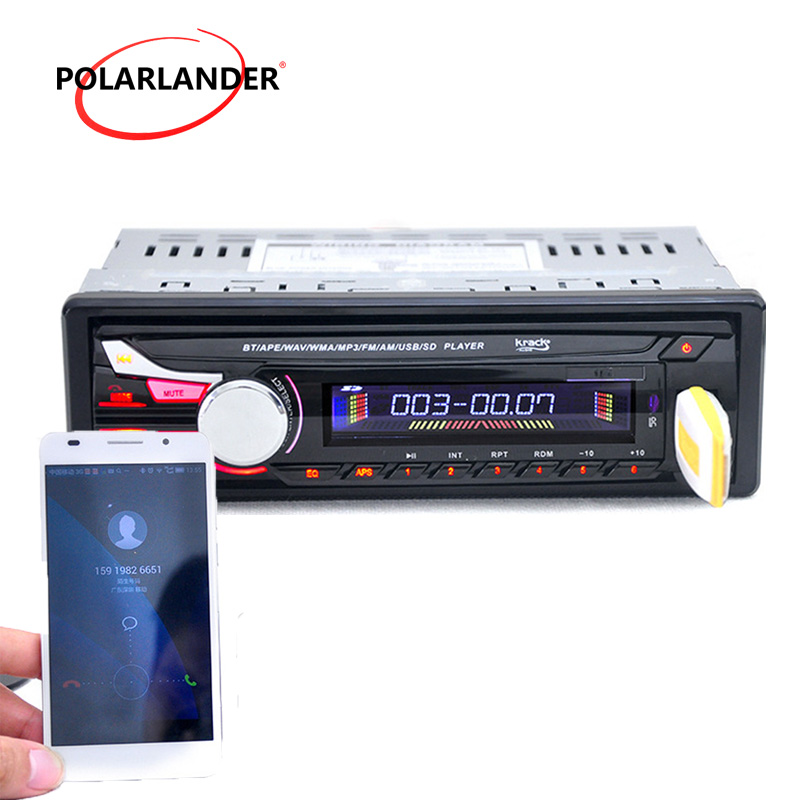 <font><b>Autoradio</b></font> <font><b>Car</b></font> <font><b>Radio</b></font> bluetoothbuilt in <font><b>Bluetooth</b></font> Phone detachable <font><b>radio</b></font> cassette <font><b>player</b></font> <font><b>car</b></font> <font><b>MP3</b></font> Audio USB <font><b>SD</b></font> MMC <font><b>1</b></font> <font><b>din</b></font> image