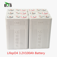 12PCS lifepo4 100Ah 3.2v cell 100A 200A discharge for EV battery pack diy solar battery 100ah energy storage UPS power supply
