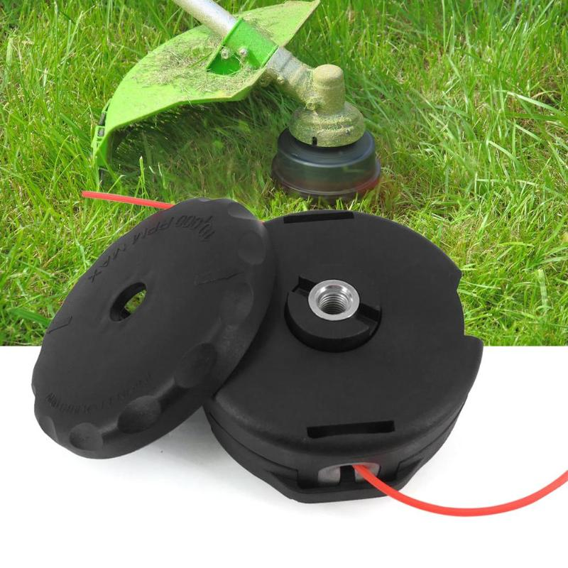 Universal Trimmer Head Coil Echo Speed-Feed 400 Bump String Trimmer Head For SRM-210 225 230 Lawn Mower
