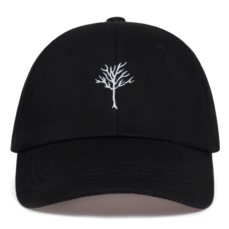 2019 New Xxxtentacion Dreadlocks Dad Hat Casual Hip Hop Snapback Hats Women Men 100%cotton Baseball Cap Outdoor Golf Caps