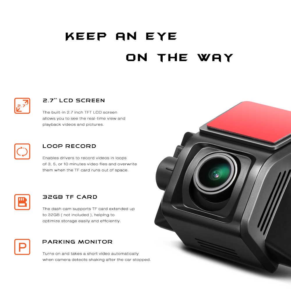 Распродажа G-531 Автомобильный dvr Full HD 1080 P 170 градусов 2,7 ''камера Dash Cam Вождение видеорегистратор g-сенсор ночное видение