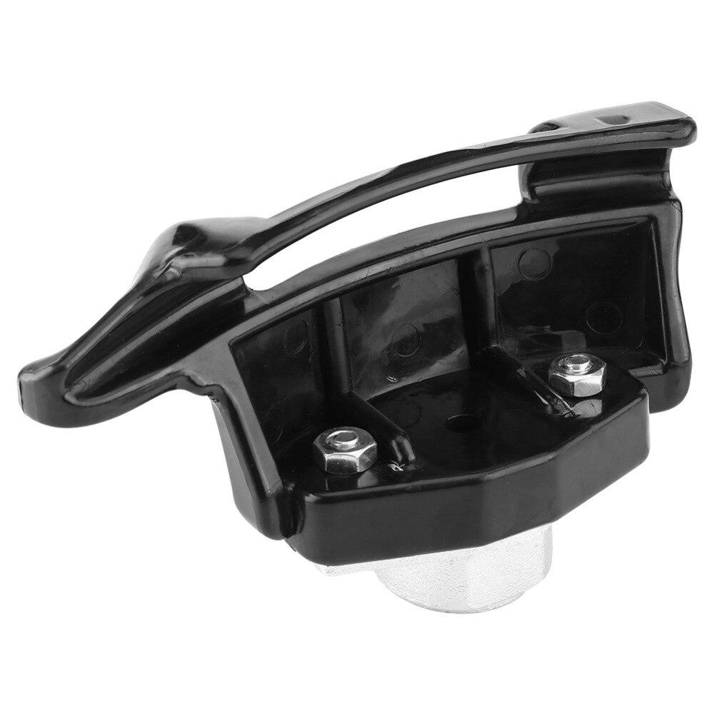 Black Tire Changer Machine Plastic Nylon Mount Demount Duck Head Kit Dia 28mm