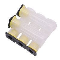 Promotion! 100 Pcs Beekeeping Tools Fertility King Pedestal Guard Longwall Shield Queen Cage Cover By Registered Mail Queen Ki|Beekeeping Tools| |  -