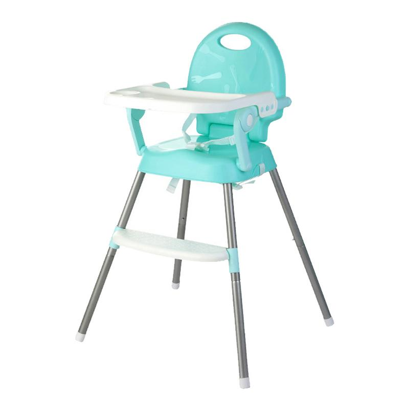 Baby high chair Multi functional safe feeding cartoon Folding Children Dining Chair Portable highchair for 6 36 months
