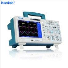 DSO5102B 2 Channel Digital storage oscilloscope Hantek 100MHz Scopemeter 1M profundidade de Memória de Bancada 1GSa/s de Taxa de Amostragem