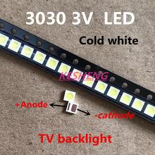 Podświetlenie LED 1 w 3030 3 v bianco Freddo 80-100LM telewizor z dostępem do kanałów Applicazione 62-113TUN2C/S5000-00F/TR8-T 2000 sztuk