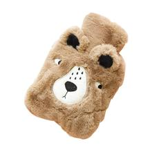 Hot Water Bag Winter Plush Portable Hand Warmer Cartoon Hand Warmer Washable Household Warm Items