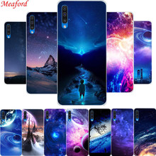 Popular Case For Samsung Galaxy A50 Silicone Cool Print Soft TPU Phone A 50 A505F Coque Funda 6.4