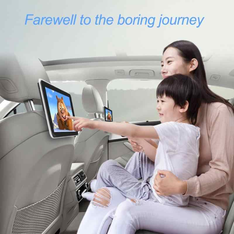 Universal 9inch 12V Car Headrest Monitor Digital Color LCD High Definition Screen Auto Head Rest Hanging Monitor Bracket