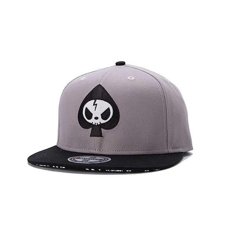 grey cool hip hop cap men women hats baseball cap men's adjustable vintage embroidery baseball caps gorras planas bone snapback