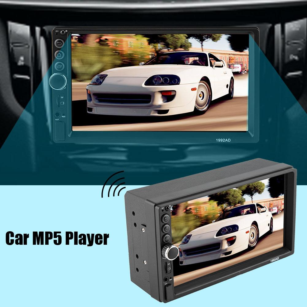 Mp4 Player 7 Inch Hd Mp5-1992 Radio Wifi Bluetooth Mp5 Player Gps Touch Screen Multimedia Hot Kaufe Eins Tragbares Audio & Video Bekomme Eins Gratis