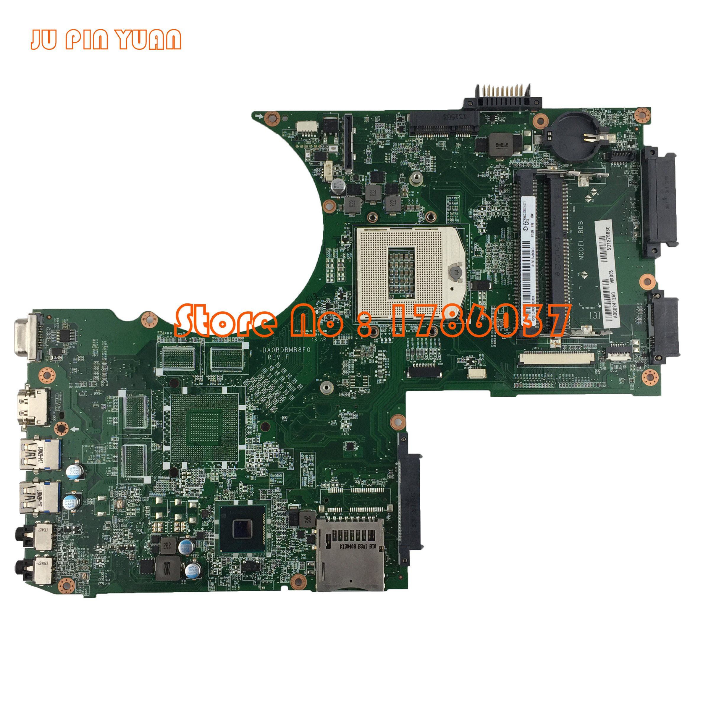 JU PIN YUAN A000241250 for Toshiba Satellite P70 P75 P70-A P75-A motherboard PGA 947 All functions fully TestedJU PIN YUAN A000241250 for Toshiba Satellite P70 P75 P70-A P75-A motherboard PGA 947 All functions fully Tested