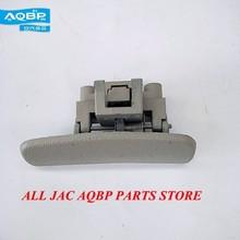 Auto wymiana części wewnętrzne numer OE S5306L23011-50001 dla JAC J4 J5 J6 schowek na rękawiczki uchwyt tanie tanio Plastikowe Glove box handle Chiny Z przodu Mazda Krem
