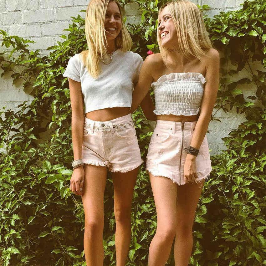 新しい女性女の子のファッションセクシーな夏のカジュアルシックなタンクトップベストノースリーブタンクトップ
