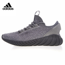 Adidas Tubular Doom Original New Arrival Men Running Shoes Shock-absorbing Lightweight Wear-resistant Breathable Sneakers#BY3564 цена