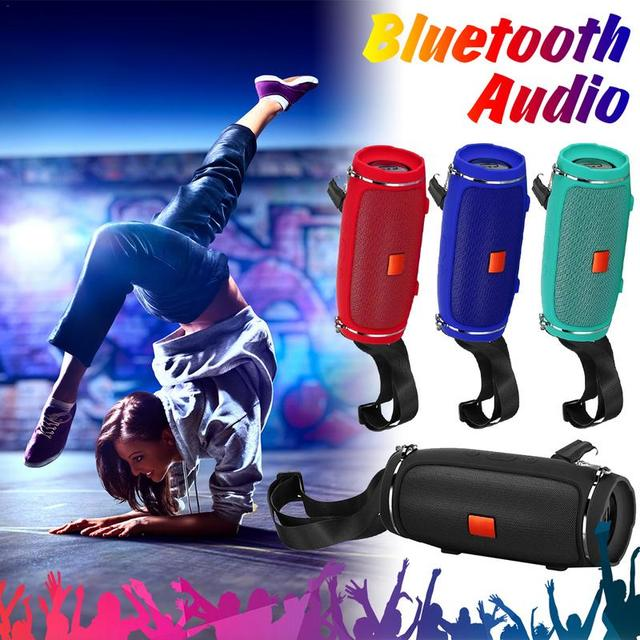 Cheap Bluetooth Speaker Waterproof Portable Outdoor Wireless Mini Column Box Speaker Support TF Card Stereo Hi-Fi Boxes