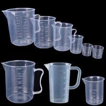20 Вт, 30 Вт, 50/100/250/300/500/1000 мл, мерный стакан Пластик твердого английского фарфора носика поверхности кухонный инструмент, принадлежности