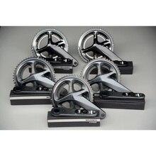 자전거 크랭크 체인 휠 R8000 FC9100 도로 자전거 파워 미터 크랭크 체인 휠 170mm 172.5mm 50 34T 53 39T 52 36T