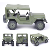Four Wheel Drive Kids Gifts Racing Off Road DIY Climb Remote Control Toy Car Vehicles RC Truck