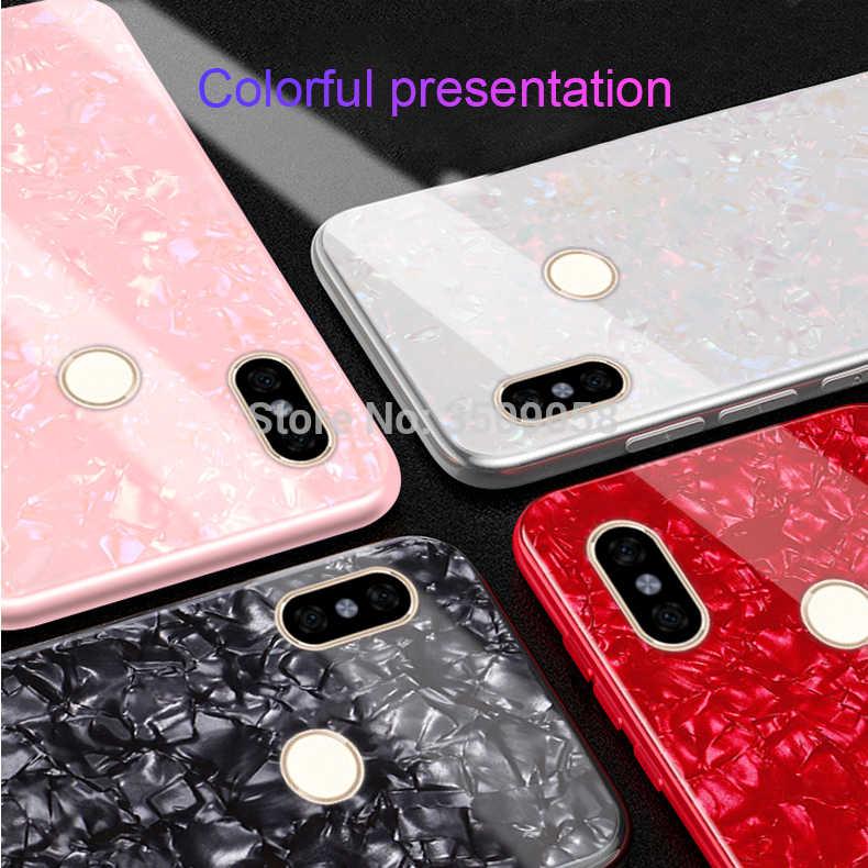 Шикарный чехол для xiaomi Redmi 5 plus, чехол из закаленного стекла для телефона, чехол s для xiaomi Xiomi Redme 6A 6 Pro S2 Note 5, чехол