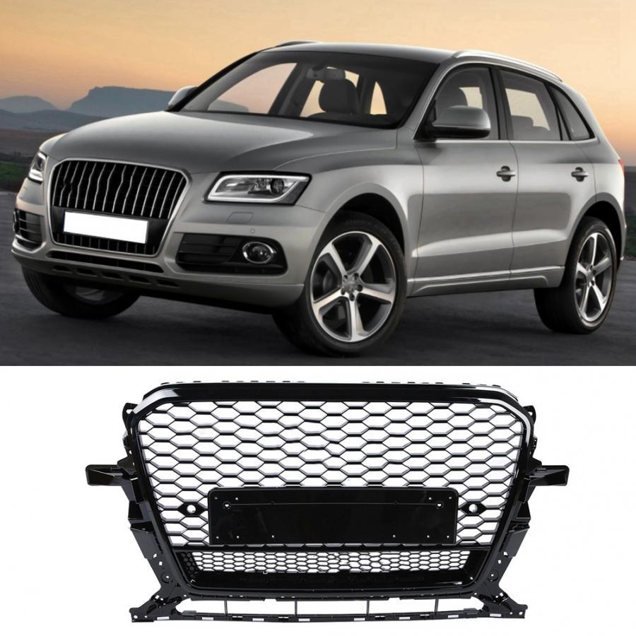 car mesh Car Front Bumper Grill Center Grille for Audi Q5 2013 2014 2015 2016 2017