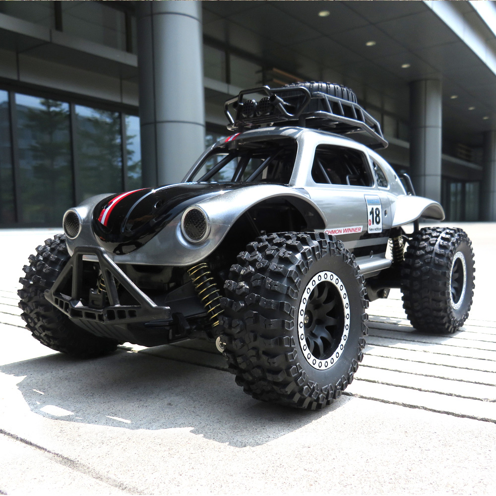 Flytec SL 145A Rock Crawler RC Buggy Cars 1 14 2 4G 2WD 25KM h Full