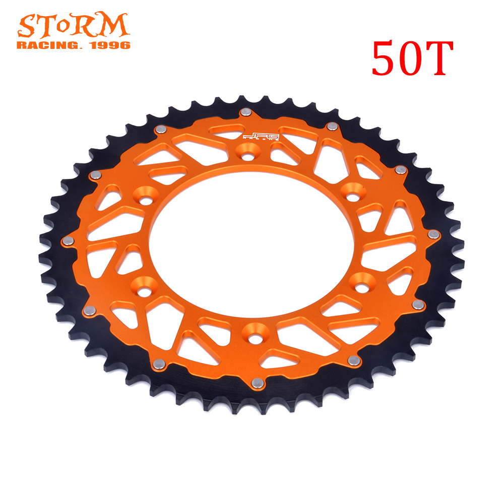 42 44 45 46 47 48 49 50 51 52 T Teeth Rear Chian Sprocket For