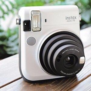 Image 3 - 6 couleurs Fujifilm Instax Mini 70 Photo instantanée appareil Photo instantané rouge noir bleu jaune blanc or