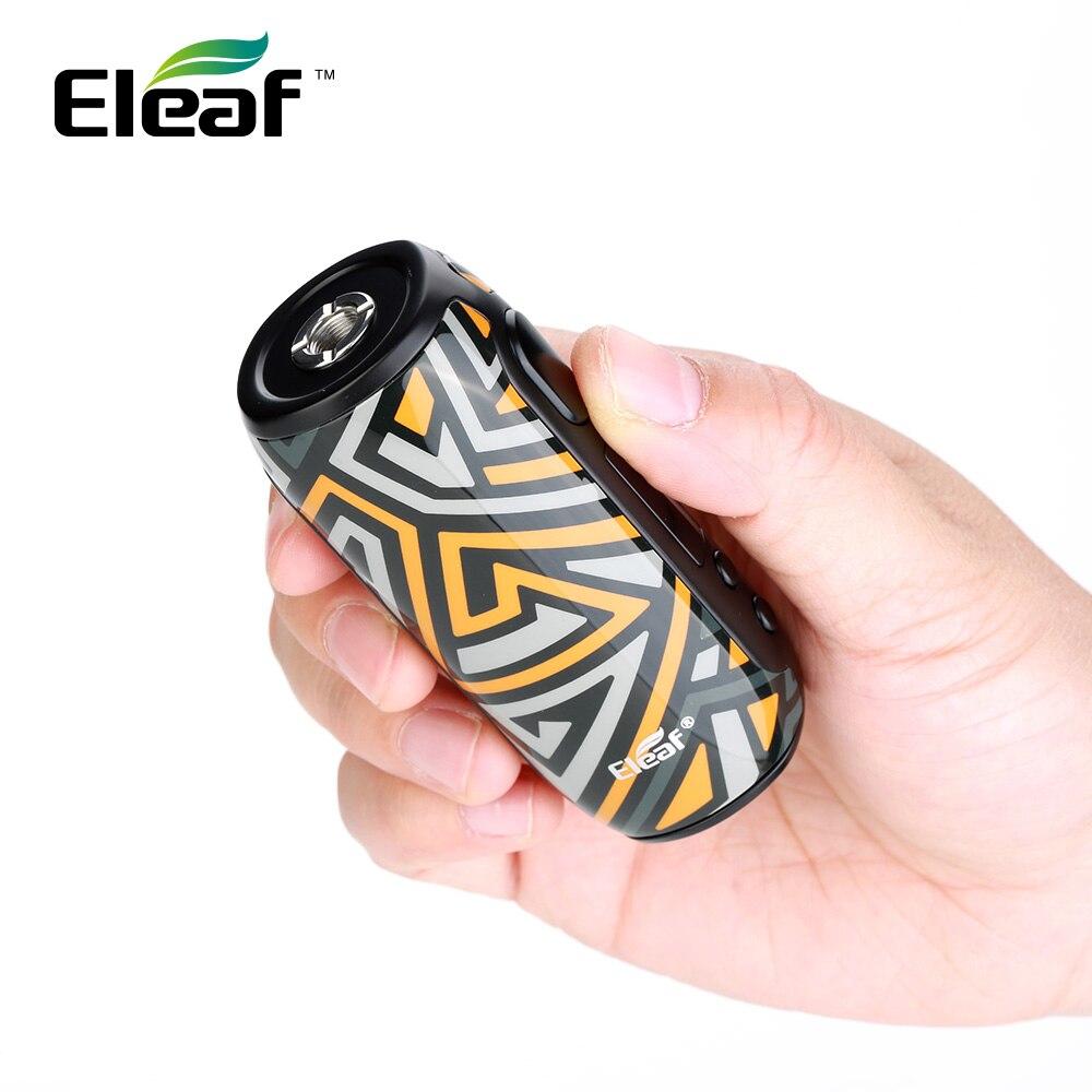 Nouveau Eleaf iStick Rim Mod 3000 mAh intégré 80 W batterie boîte à cigarettes électronique Mod Vape s'adapte Melo 5 réservoir pré-commande VS pico X